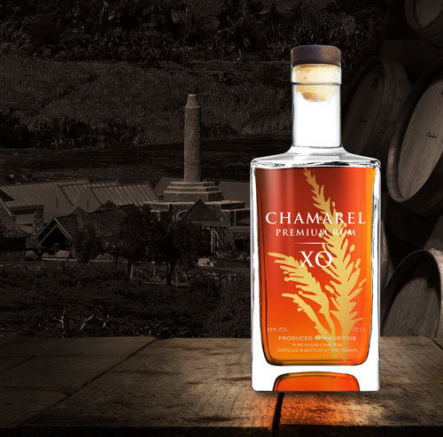 Chamarel Extra Old Rum (X.O.)
